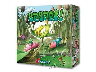 跑跑蛙! Croak!-中文版