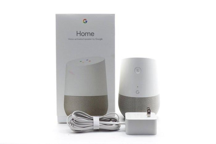 【台中青蘋果】Google Home 智慧音箱 二手 喇叭 #44843