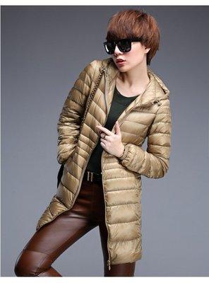 *暖暖本舖*中長版 超輕 保暖 立領 羽絨衣 羽絨服 夾克 大衣 羽絨外套 背心 極度乾燥 UNIQLO同款 贈收納袋