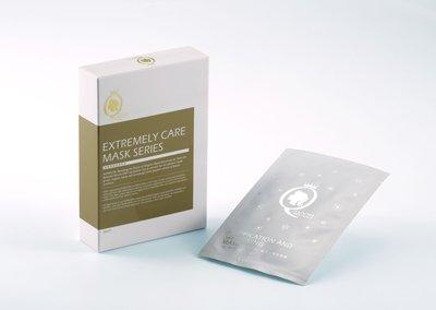 QUEEN   純淨化美白面膜5片裝(盒)