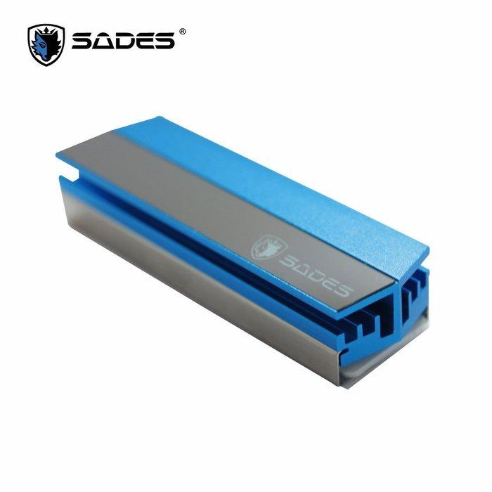 光華CUMA散熱精品*SADES 2280 M.2 SSD 硬碟 全鋁散熱器~現貨