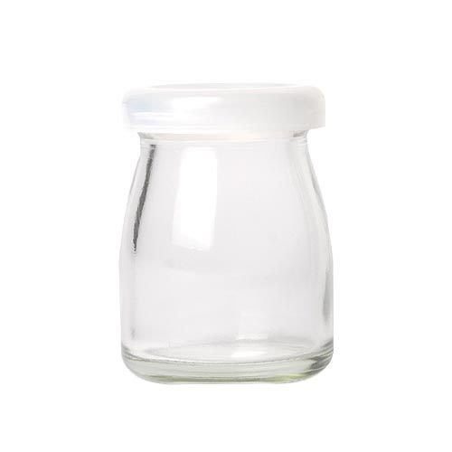 【嚴選SHOP】優質台灣製造 買杯贈蓋 保羅瓶 奶酪 耐烤布丁杯 耐溫 烘烤容器 玻璃杯 【T001】