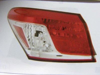 正廠 凌志 LEXUS ES350 10 後燈 尾燈 各車系大燈,霧燈,側燈,橡皮,昇降機,開關,後視鏡 歡迎詢問