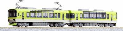 KATO 10-1528 叡山電鉄900系 (メープルグリーン)
