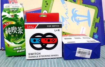 Nintendo Switch Joy-Con Wheel Handle steering wheel 1 Pair