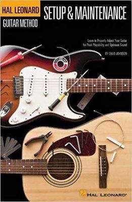 進口書籍-Hal Leonard Guitar Method – Guitar Setup & Maintenance