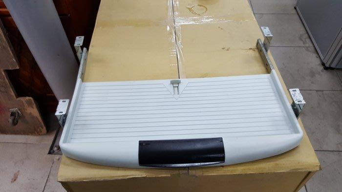 二手家具 台中 樂居全新中古傢俱 D1221AJJ*中古oa辦公電腦鍵盤架 可安裝於一般書桌 辦公桌*台北桃園苗栗彰化