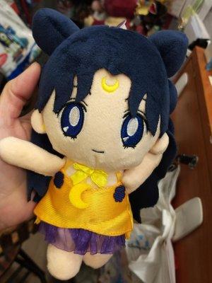 原裝日本 一番賞 限定  Sailormoon 美少女戰士 Sailor Luna 超可愛 露娜 小公仔 毛公仔   原價 $128 特價 $99
