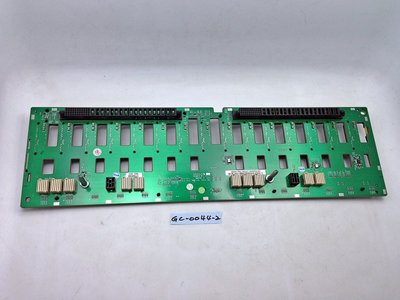 【冠丞3C】DELL MD1000 MD3000 SAS 硬碟背板 JH544 PC288 GC-0044-2