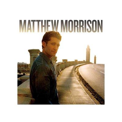 現貨 專輯 全新未拆 Matthew Morrison 馬修莫里森 首張同名專輯 進口 CD 美國 Glee 歡樂合唱團