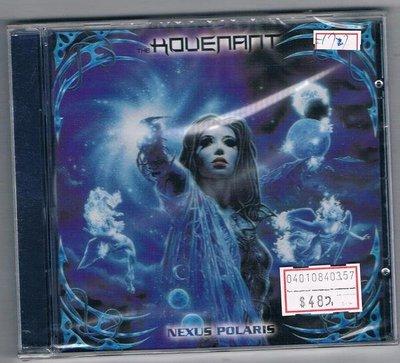 [鑫隆音樂]西洋CD-COVENANT:NEXUS POLARIS  全新/免競標