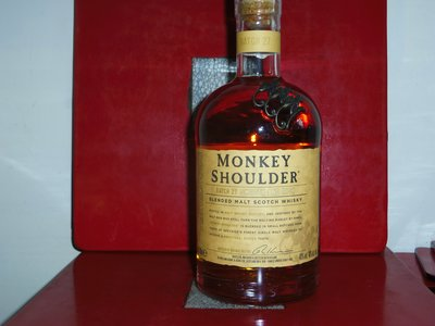 Scotch Whisky MONKEY SHOULDER (Blended Malt)