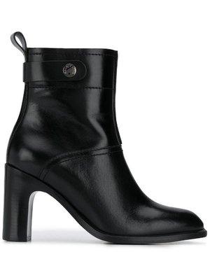 See by Chloé chunky heel ankle boots 女粗高跟短靴 限時折扣代購中