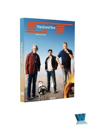 【樂視】 The Grand Tour 大世界之旅 4DVD 高清美劇 純英文原版 無中文 精美盒裝