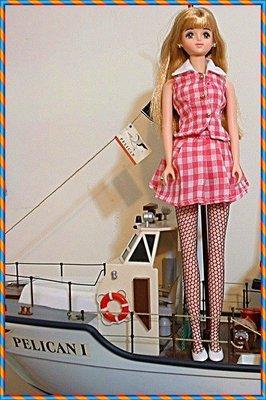 【特價商品】洋娃娃-珍妮 Coordinate Jenny (不含船)