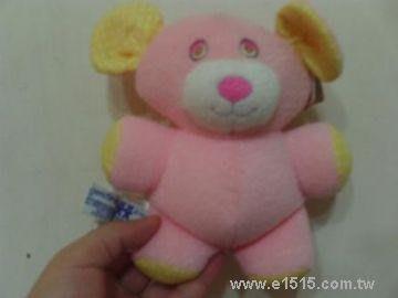 全新可愛粉紅熊(Product of Taiwan)