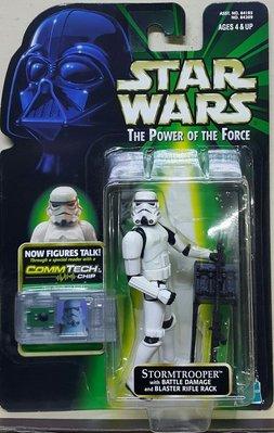 全新 HASBRO STAR WARS 星際大戰 STORMTROOPER 帝國風暴兵 白兵