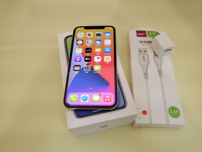 誠信3C☆最便宜左下一小黑印+電池68% 其他完全功能正常 iphone X 256G ix 只賣7千9也可用各式物品換