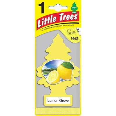 (I LOVE 樂多) 台灣公司貨 Little Trees 小樹香片 檸檬森林