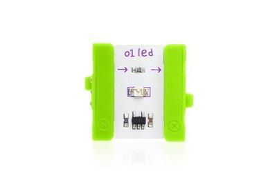 美國 littleBits 零件 (output):  LED  (8折出清)
