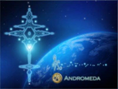 [心靈之音] #287 銀河家族:仙女星意識(教育與外交關係) ANDROMEDAN CO-能量催化圖-美國進口中文說明