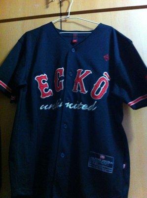 ECKO LOGO 72號球衣(XL)尺寸(非AES.REMIX)