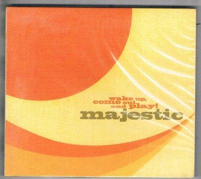 [鑫隆音樂]西洋CD-Majestic:Wake Up,Come Out And Play { SAIP007 } 全新