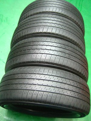 中古普利司通輪胎 DUELER H/L 33 235/55/19 ***日本製.RX350 RX450H配車***