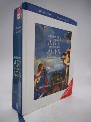 【月界】Gardner's Art Through the Ages-12版_Kleiner_精裝〖大學藝術傳播〗AGR