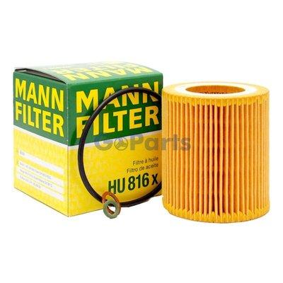 [GoParts] MANN HU816x 機油芯 BMW N52 N20 N26 N53 N54 N55 X5 X3