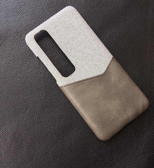 @神奇小鋪適用小米10至尊紀念版手機殼k30Pro防摔布藝保護套Ultra半包硬 潮