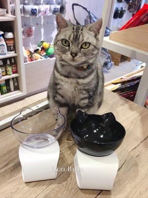 貝果貝果 貓咪造型碗架組 - 四色 [E753]