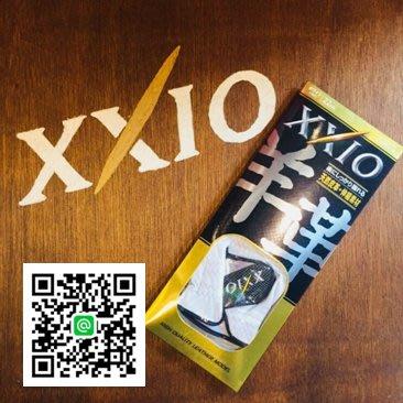 新到貨 XXIO 小羊皮 手套 天然皮革 手套 高爾夫專用 頂級觸感 擊球更扎實