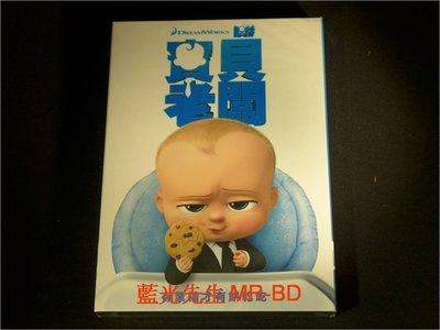 [DVD] - 寶貝老闆 The Boss Baby ( 得利公司貨 )