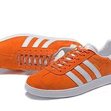 D-BOX  Adidas ORIGINALS Gazelle Green 愛迪達 板鞋 橘色 麂皮 休閒 運動