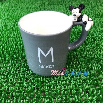 ☆Mia日系小舖☆【現貨】迪士尼日本限定商品療癒系陶瓷馬克杯-米奇