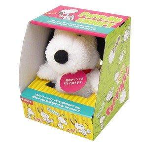 GIFT41 4165本通 三重店 Snoopy 史努比 發條玩具 絨毛玩偶 4966510108246