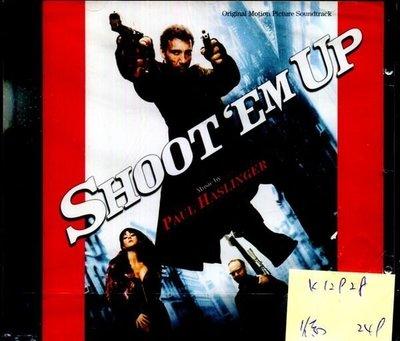 *真音樂* SHOOT EM UP 德版 全新 K12928