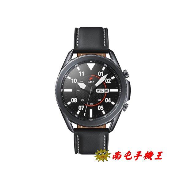 〝南屯手機王〞Galaxy Watch3 智慧手錶 45mm 藍芽版 星幻黑【直購價】