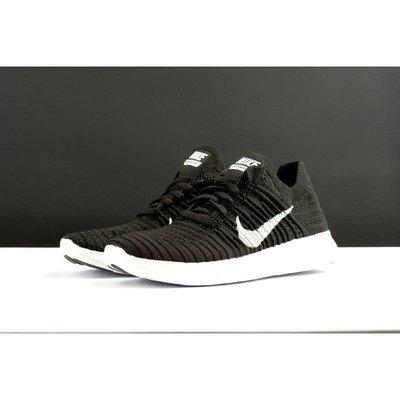 NIKE FREE RN FLYKNIT 831070-001編織 慢跑 輕量 男女鞋 台北市