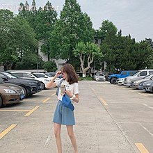 Taiwan star 奇妙宇宙t卡通印花短版圓領寬鬆親膚短袖T恤TJ-49-21【快速出貨】