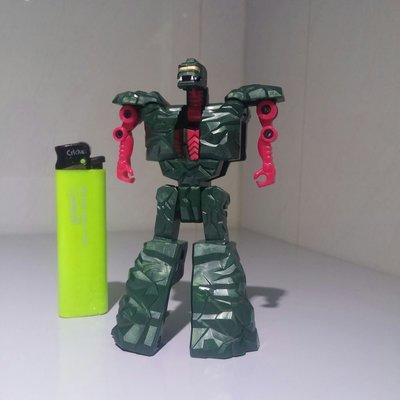 skytoy高價回收全新二手玩具92889007天威勇士 岩石 恐龍 超人 1995 年制 ban dai 合金