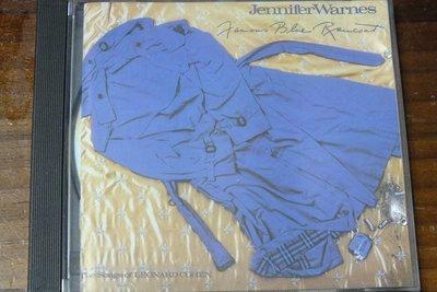 TAS-Jennifer Warnes: Famous Blue Raincoat-RCA德版,無IFPI