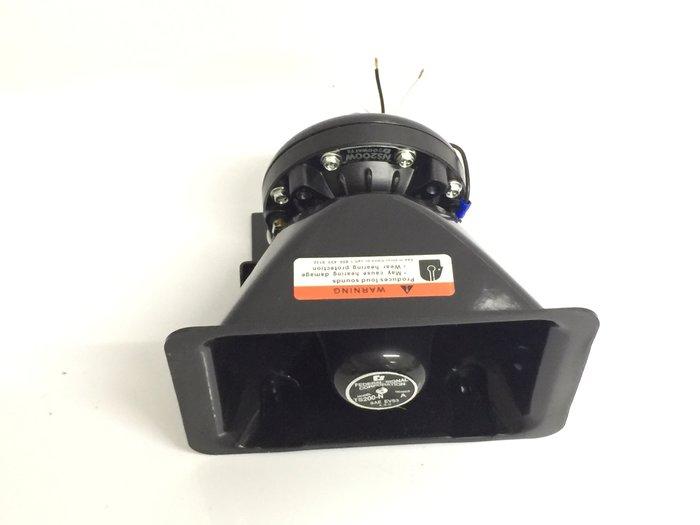 【炬霸科技】12V 200W 警報器 喇叭 警笛 大聲公 消防車 救護車 警車