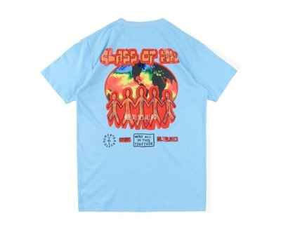 Travis Scott Cactus Jack Graduation Tee 聯名合作款短袖T恤潮