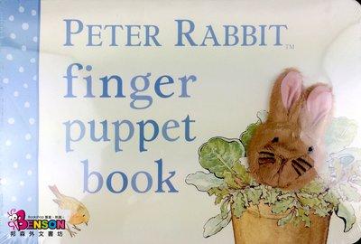 [邦森外文書] Peter Rabbit Finger Puppet Book 彼得兔手指偶厚頁書