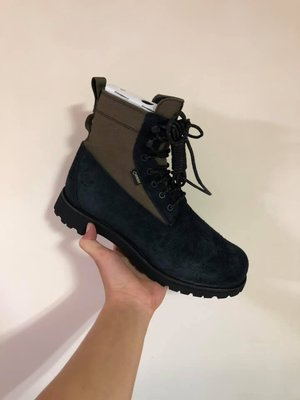 "MADNESS X TIMBERLAND ""ALTERATION"" TYPE-MD02 Vibram® Lug 6吋靴"