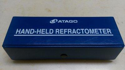 日本 ATAGO 糖度計曲折計 HAND-HELD REFRACTOMETER N-1 0~32%(9成8新)