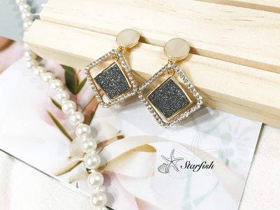 【海星 Starfish】晚宴表演禮服造型必備閃亮款耳環