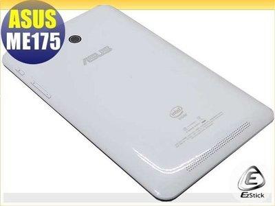 【EZstick】ASUS FonePad 7 ME175 (K002) 專用 二代透氣機身保護貼(平板機身背貼)DIY 包膜